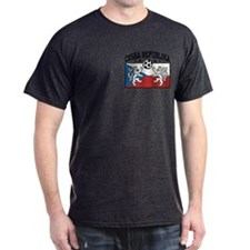 Ceska Republika Soccer T-Shirt