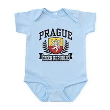 Prague Czech Republic Infant Bodysuit