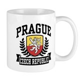 Prague Czech Republic Coffee Mug