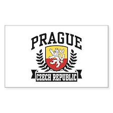 Prague Czech Republic Decal