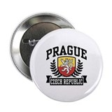 Prague Czech Republic 2.25&quot; Button