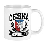 Ceska Republika Mug
