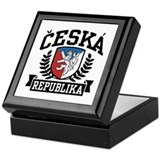 Ceska Republika Keepsake Box