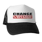 Change Trucker Hat