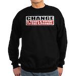 Change Sweatshirt (dark)