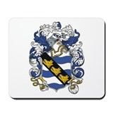 Purcell Coat of Arms Mousepad