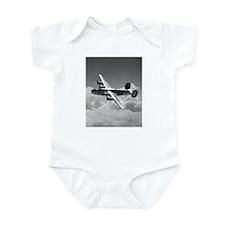 B-24 Shines Infant Creeper