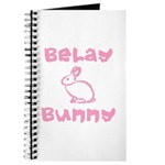 Belay Bunny Journal