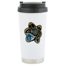 STS 134 Endeavour Ceramic Travel Mug