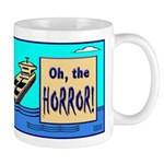 Coffee Bean Tragedy Mug