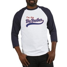 I'm The Big Brother Baseball Jersey