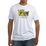 O'Sheridan Family Crest Fitted T-Shirt