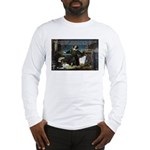 Nicolaus Copernicus Cosmos Long Sleeve T-Shirt