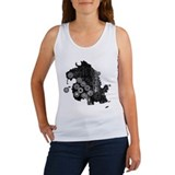 Dharma Station Identification Women's Tank Top