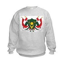 Niger Coat Of Arms Sweatshirt