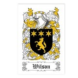 Wilson Postcards (Package of 8)