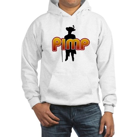 Pimp Hooded Sweatshirt