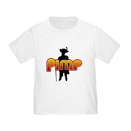 Pimp Toddler T-Shirt