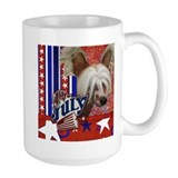 July 4th Firecracker Crestie Mug