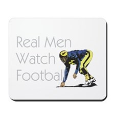TOP Football Fan Mousepad