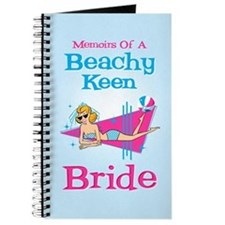 Beachy Keen Bride Journal