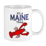 It's a Maine Thing - Lobster Mug
