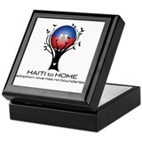 Haiti to Home Keepsake Box