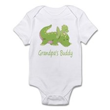 Grandpa's Buddy (Alligator) Infant Bodysuit