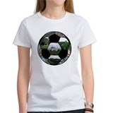 German Soccer Ball Tee
