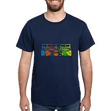 Bright Chromatic Jeep T-Shirt