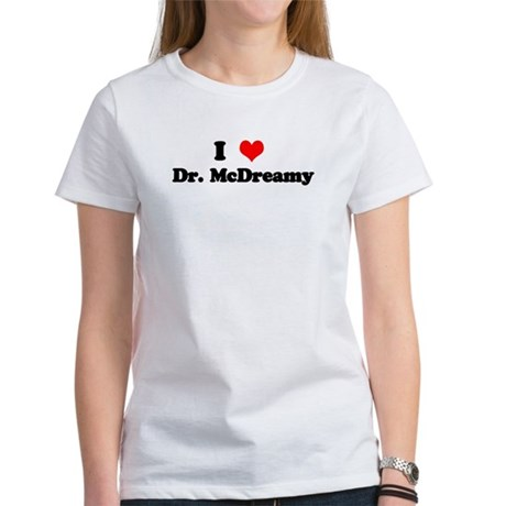 Grey's Dr. McDreamy Women's T-Shirt