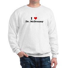 Grey's Dr. McDreamy Sweatshirt