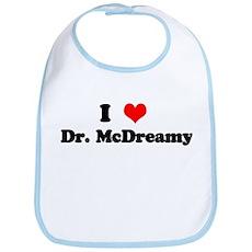 Grey's Dr. McDreamy Bib