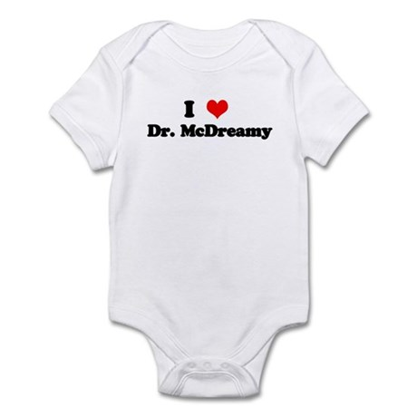 Grey's Dr. McDreamy Infant Creeper