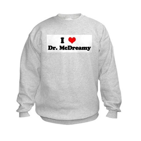 Grey's Dr. McDreamy Kids Sweatshirt
