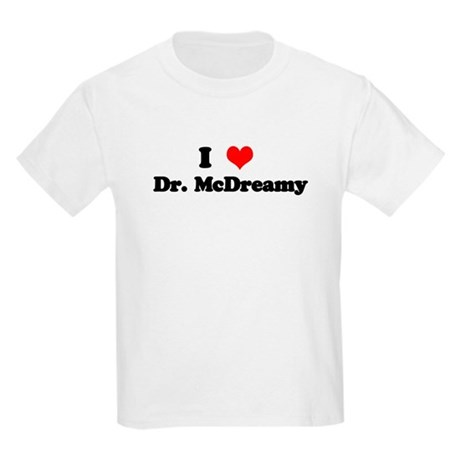 Grey's Dr. McDreamy Kids T-Shirt