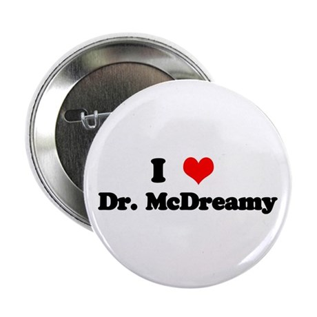 Grey's Dr. McDreamy Button