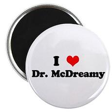 Grey's Dr. McDreamy Magnet