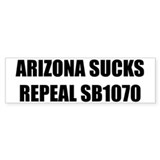 Sucks / Repeal Bumper Sticker White 50pk