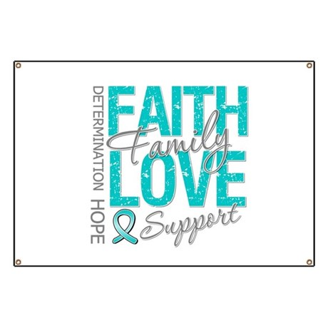 OvarianCancer Faith Banner