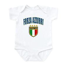 Forza Italia Infant Bodysuit