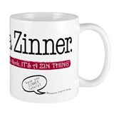 I'm a Zinner: Light Mug