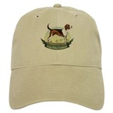 Treeing Walker Coonhound: Banner Series Cap