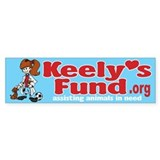 Funny Keely Bumper Sticker