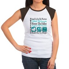Ovarian Cancer StandUp Tee