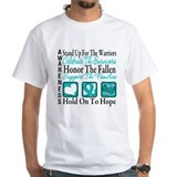 Ovarian Cancer StandUp  Shirt