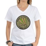 Cochise County Border Allianc Women's V-Neck T-Shi