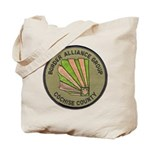 Cochise County Border Allianc Tote Bag