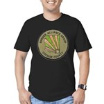 Cochise County Border Allianc Men's Fitted T-Shirt
