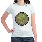 Cochise County Border Allianc Jr. Ringer T-Shirt